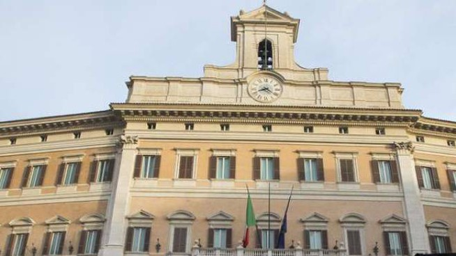 La Camera dei deputati (Ansa)