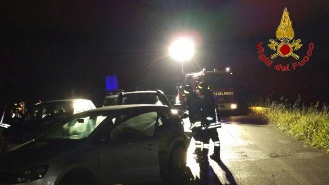 Incidente stradale a Pistoia