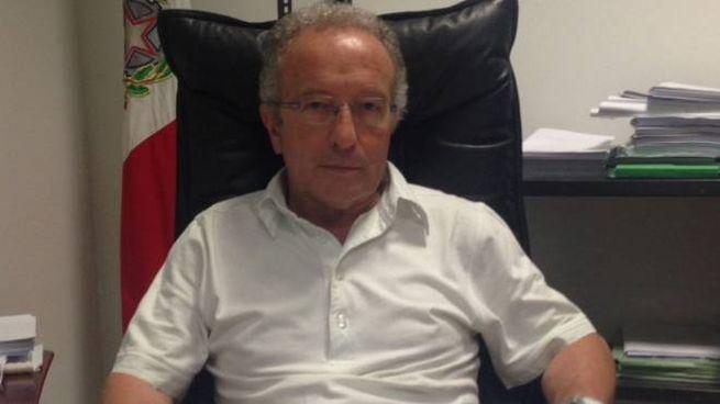 Il sindaco Rosolino Bertoni
