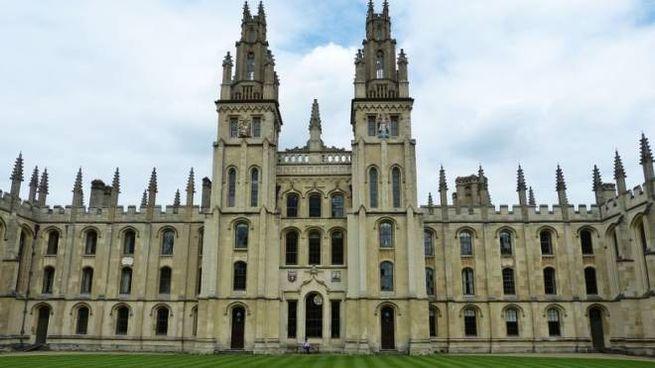 L'università di Oxford