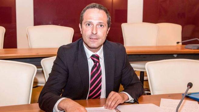 Il sindaco di Sondalo Luigi Grassi (National Press)