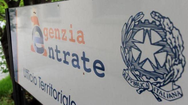 Agenzia delle entrate (Foto Ansa)