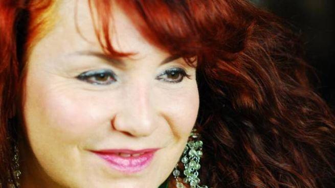 La cantante Lorena Fontana