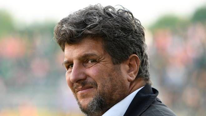 Il tecnico della Carrarese Silvio Baldini