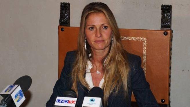 Il sindaco Silvia Chiassai