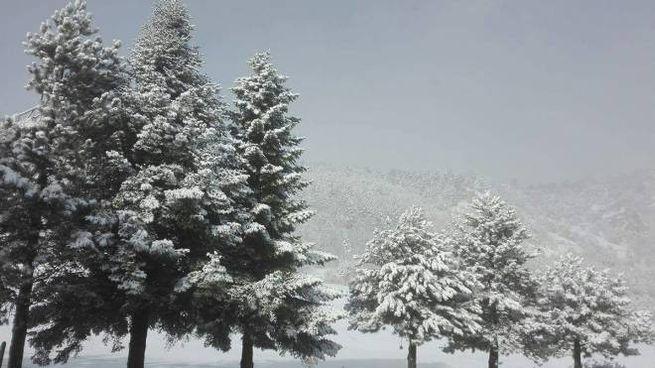 Possibili nevicate sulla Toscana