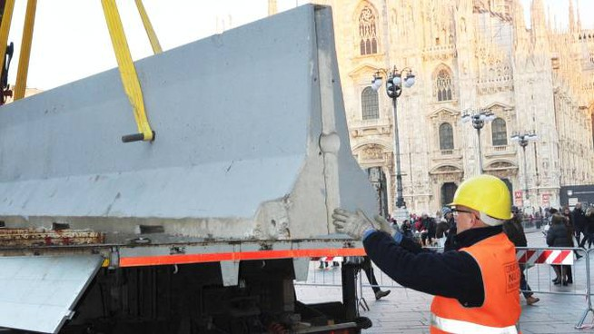 Sicurezza a Milano