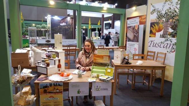 Agri&Tour: lo stand della Camera di Commercio di Pisa