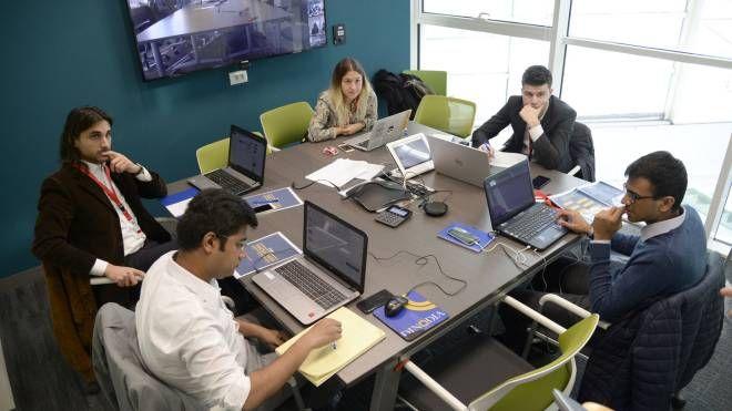 I giovani al lavoro
