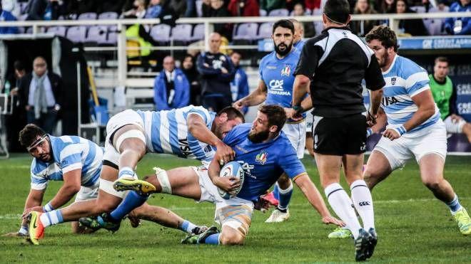 Italia-Argentina (foto Germogli)