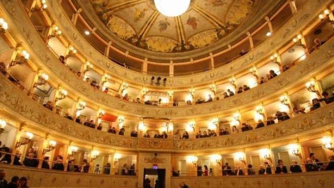 Numeri positivi per il teatro comunale