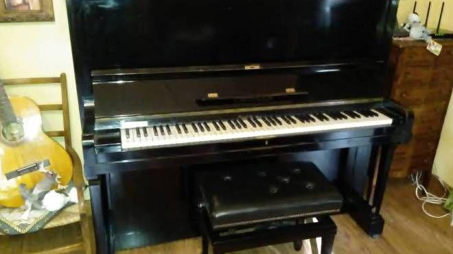 Vasco Rossi, il primo pianoforte