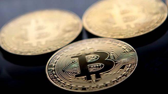 Bitcoin (foto Afp)