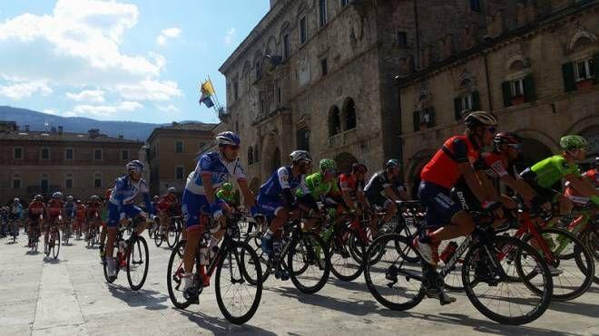 Uno scatto della scorsa Tirreno-Adriatico