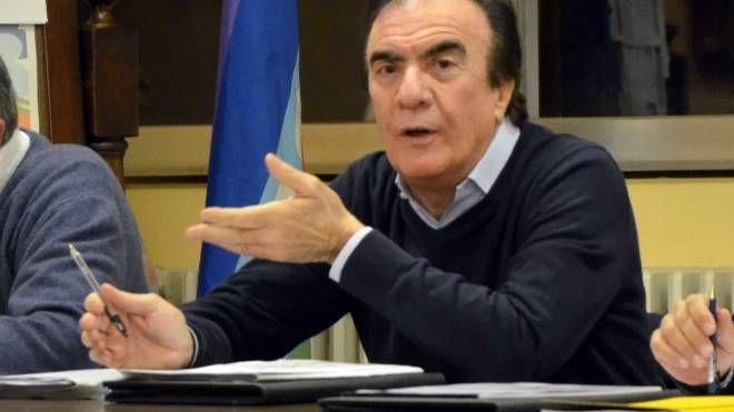 Il presidente di Asm, Gianfranco Molinari