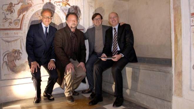 Restauro del 'comodo' di Cosimo in Palazzo Vecchio