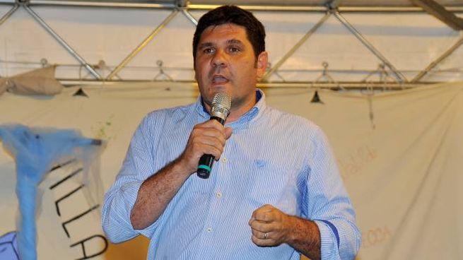 Il sindaco Alessandro Barlocco