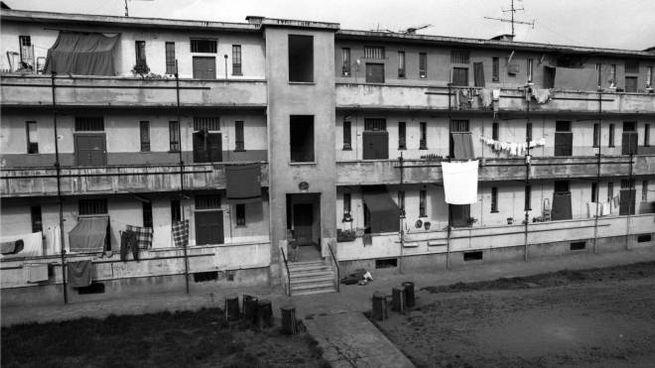 Casa popolare negli anni '70