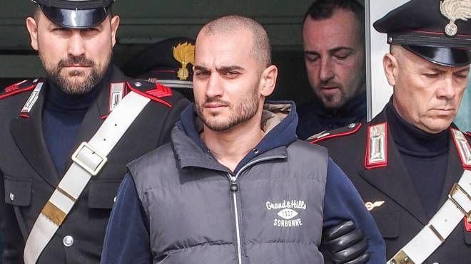 Dritan Demiraj venne arrestato per l'omicidio di Lidia Nusdorfi e di Silvio Maninna
