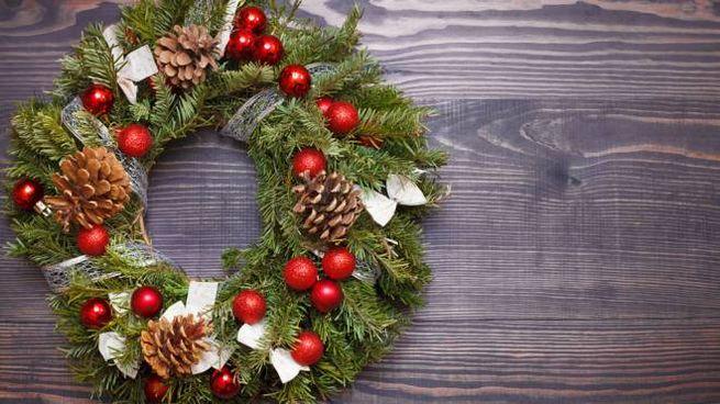 Come Realizzare Una Ghirlanda Di Natale Magazine Tempo Libero