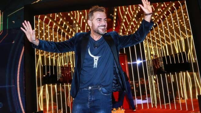 Daniele Bossari, vincitore di questa edizione del Grande Fratello Vip (LaPresse)