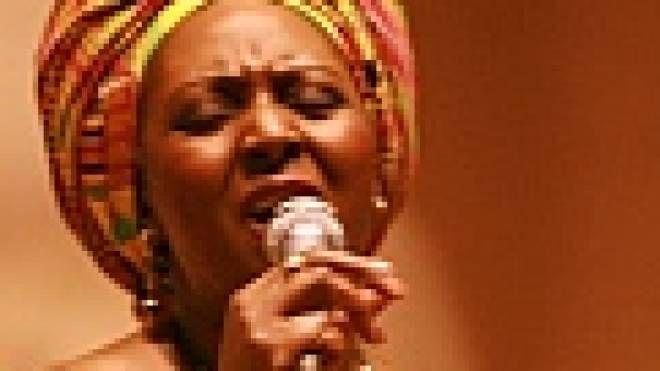 Ginger Brew cantante di gospel