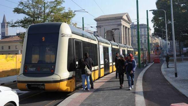 Un tram Atm