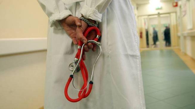 Medici ospedalieri (immagine d'archivio)