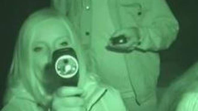 A caccia di fantasmi nel monastero