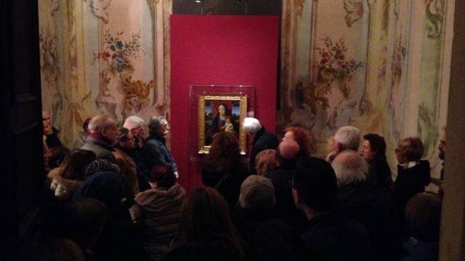 'L'animo gentile' in mostra nello storico alazzo Barni