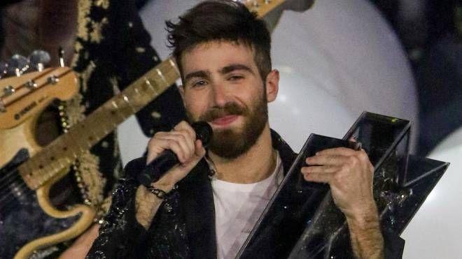 Lorenzo Licitra, vincitore di X Factor 2017 (Lapresse)