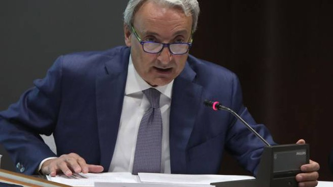 Il presidente di Aib Giuseppe Pasini