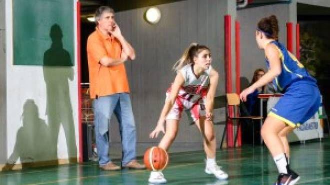 La play Elena Furi, 18 punti, in palleggio