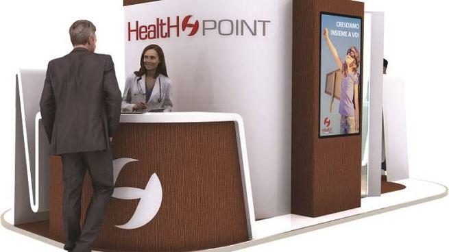 Health Point rendering da www.healthitalia.it