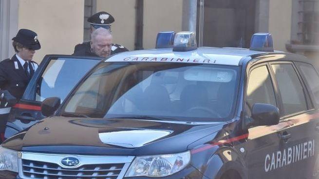 L'arresto di Fiesoli