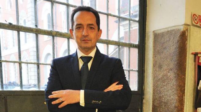 Giacinto Siciliano, direttore del carcere di San Vittore