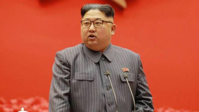 Kim Jong Un (AFP)