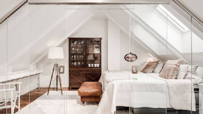 Trasformare la mansarda in una camera da letto - Magazine - Tempo ...