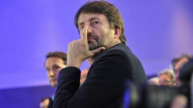 Dario Franceschini, attuale ministro dei Beni culturali, ex segretario del Pd