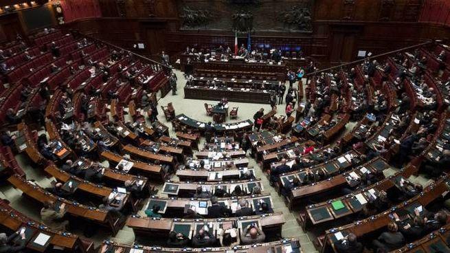 Camera dei Deputati (Lapresse)