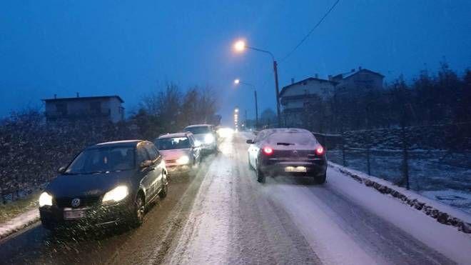 Neve in Valtellina (National Press)