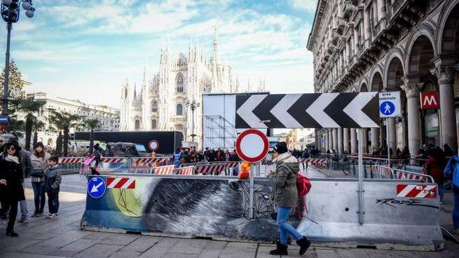 Piazza Duomo blindata per Capodanno