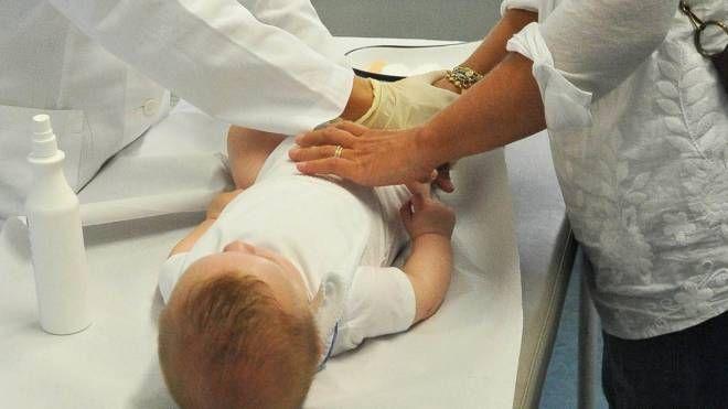 Un neonato (foto repertorio)