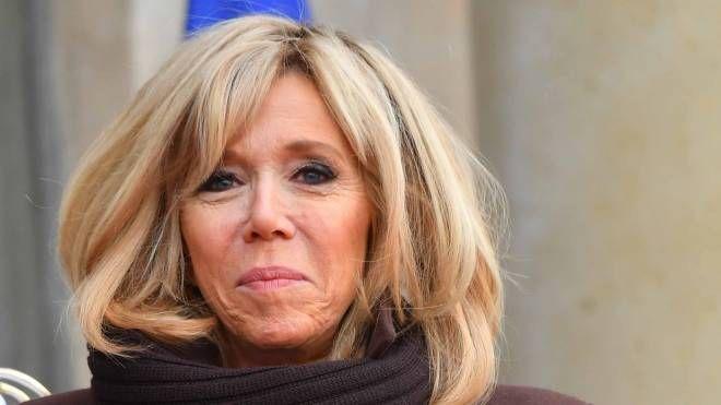 Brigitte Macron (Lapresse)