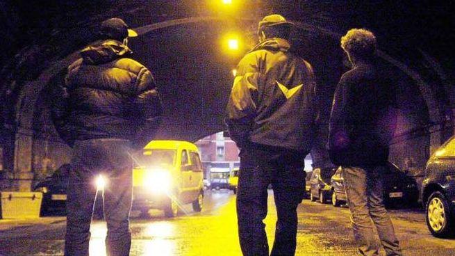 Diego Capolongo, 28 anni, di Roma: è uno degli aggrediti in piazza della Repubblica la notte di San Silvestro