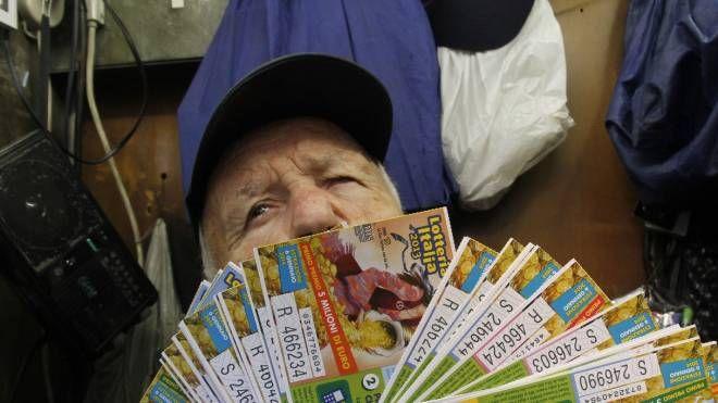 Lotteria Italia  (Newpress)