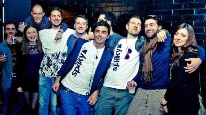 Il team di Spiiky