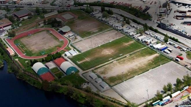 Il centro sportivo del Bione
