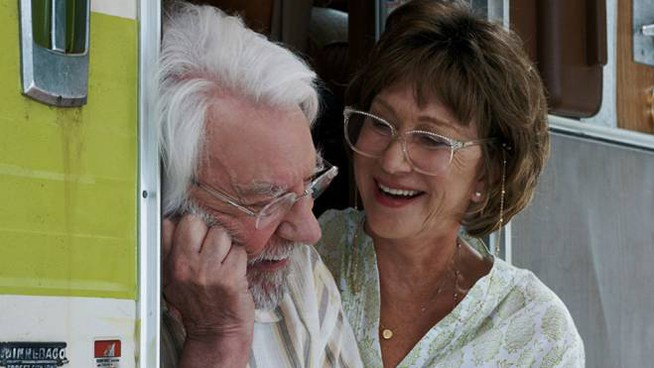 Una scena di 'Ella & John (The Leisure Seeker)' – Foto: Indiana Production/Rai Cinema