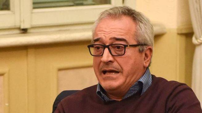 Il vicesindaco di Civitanova, Fausto Troiani (Foto De Marco)